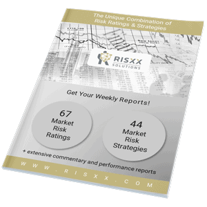 RISXX Market Risk Ratings & Strategies - Weekly Report